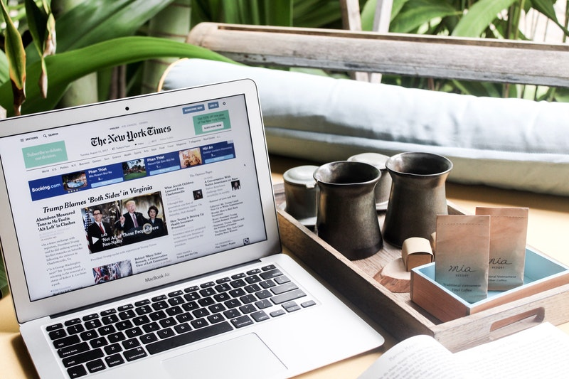 Top 6 Tips News Stories Making Your Own